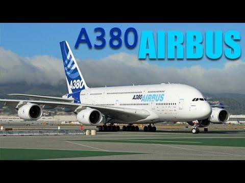 Airbus A380 - World's Biggest Passenger Airliner - British Airways Fleet