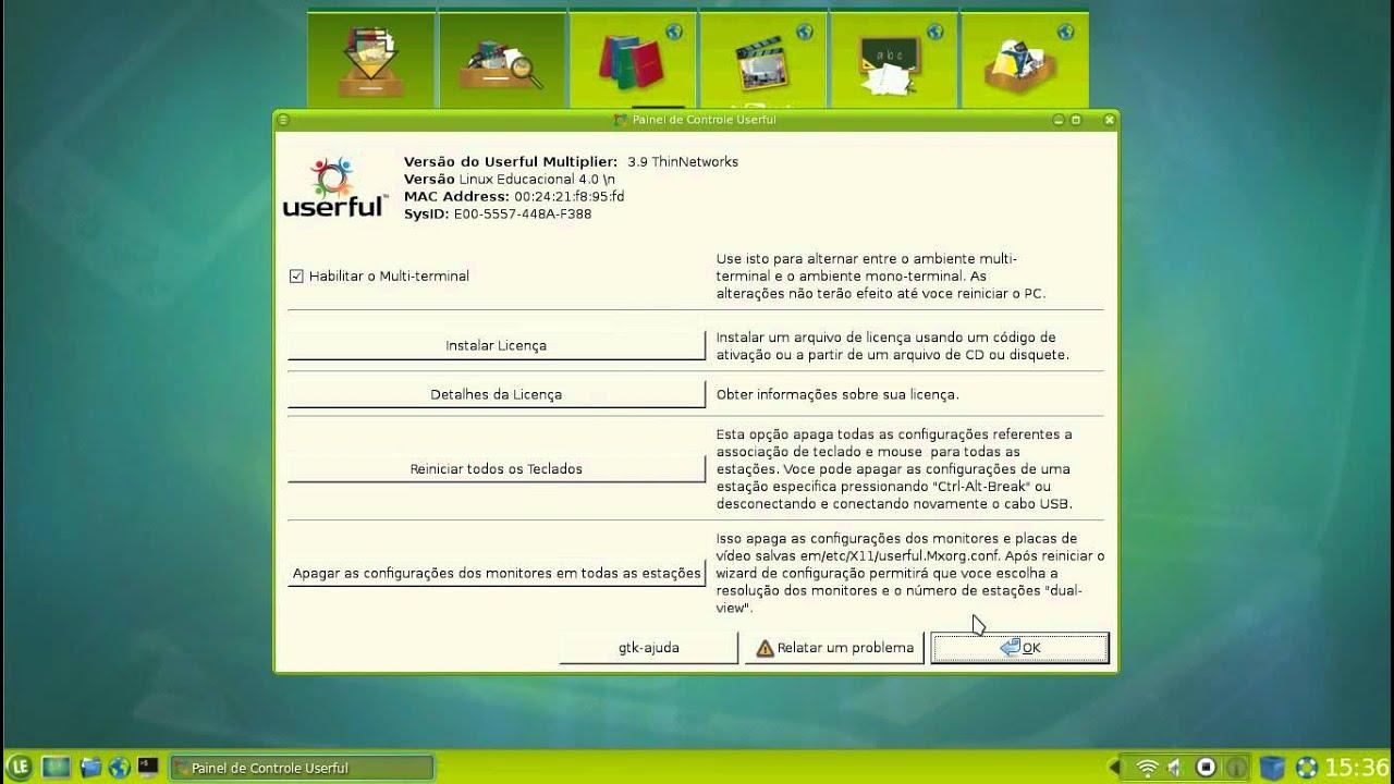 userful linux educacional