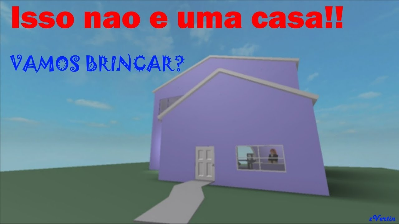 Roblox My Dollhouse Youtube Vamos Brincar Roblox My Dollhouse Youtube