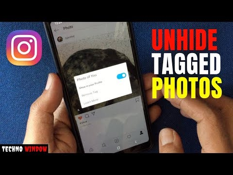 How to see someones tagged photos on instagram