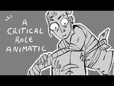 How To Test Healing Power - A Critical Role Animatic