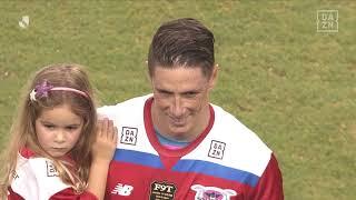 Fernando Torres läuft ein letztes Mal auf | DAZN