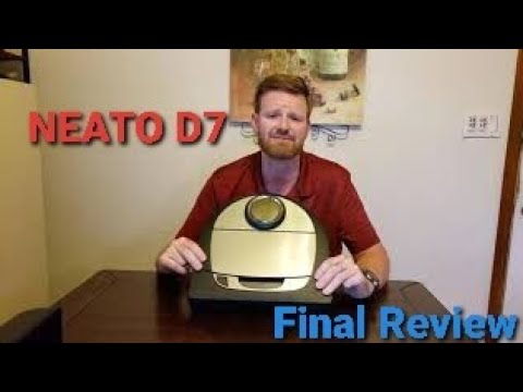 Neato D7 - Final Review, Thoughts & Overview