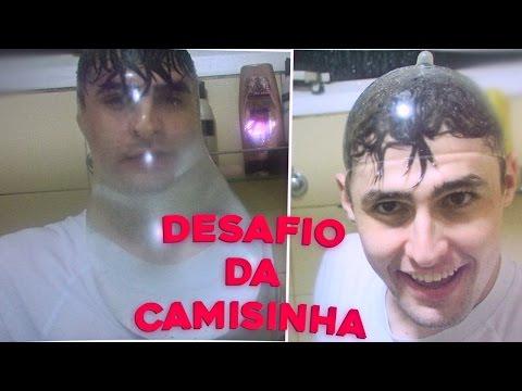 DESAFIO DA CAMISINHA!