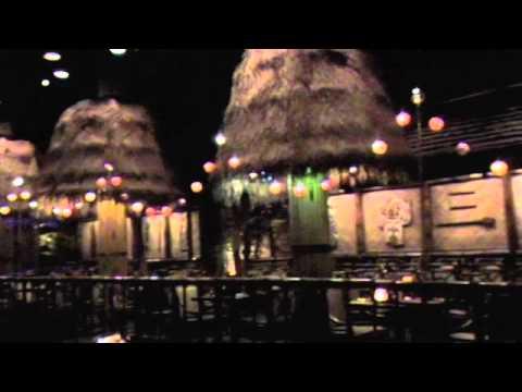 TIKI TOUR USA 2012 DAY ONE TONGA ROOM