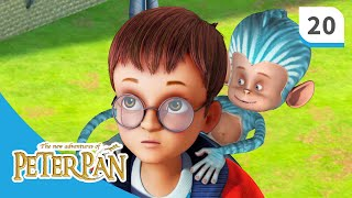 The New Adventures Of Peter Pan - Episode 20 - Monkey See, Monkey Do FULL EPISODE