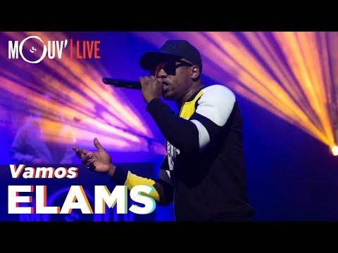 Youtube: ELAMS: Vamos (live @ Concert Mouv' x AllPoints)