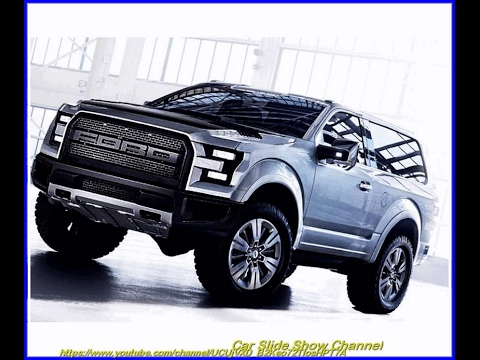 New Ford Bronco - 2018 Ford Bronco Officially Debuts ...