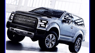 New Ford Bronco - 2018 Ford Bronco Officially Debuts - Road & Track