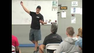 CrossFit - CrossFit Programming Part 1(By now, the description of CrossFit's three essential pillars is well-known: constantly varied functional movements executed at high intensity. In this video from ..., 2012-08-28T17:43:09.000Z)