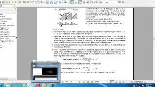 Tính tốc độ động cơ bằng Encoder