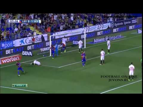 ไฮไลท์ฟุตบอล เลบานเต้ 1   1 เซบีย่า ลาลีกา   ไฮไลท์ฟุตบอล คลิปฟุตบอล HDเมื่อคืนล่าสุด ดูบอลย้อนหลัง