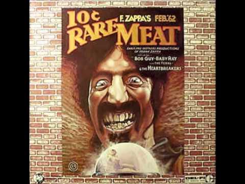 Frank Zappa Detroit 1976-11-19 (complete concert)