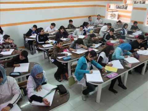 visite de l'école Ariha Marrakech -partie2/2-SMIDI