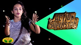Action Super Star – Jaya tv Show