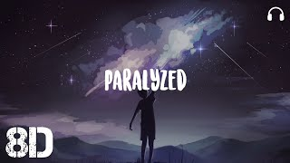 NF - Paralyzed (8D Audio)