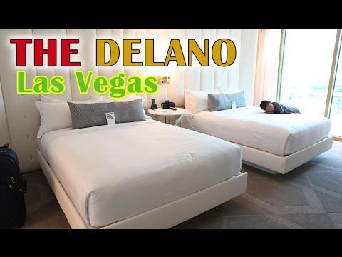 The Delano Luxury Hotel Resort Las Vegas Nevada