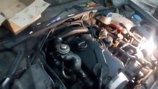 Ремонт VW PASSAT B5 1.9 TDI (AVB)