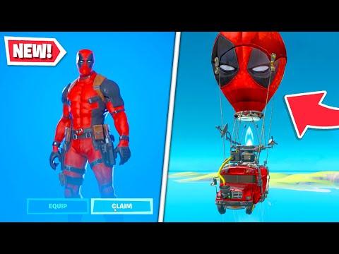 *NEW* Deadpool Fortnite!
