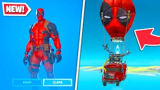*NEW* Deadpool Fortnite!
