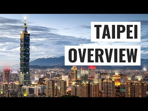 Taipei Placement Programme Overview