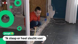 Huis van Jan Rein ontploft door vuurwerkbom