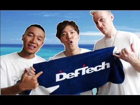 DefTech × HIKAKIN!デフテックに会ってきた!
