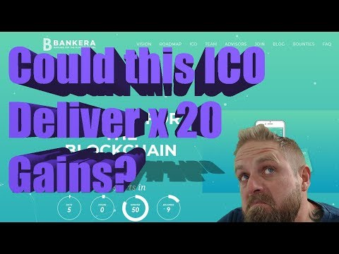 🚀 Bankera ICO + My 1 BTC Giveaway Update + I was right about Confido