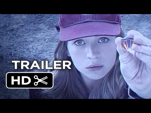 Tomorrowland Official Trailer #1 (2015) - George Clooney, Britt Robertson Movie HD