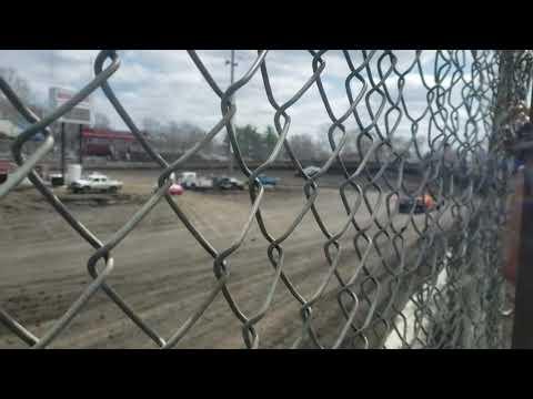 Macon speedway practice