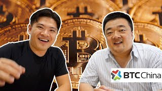 Bitcoin in China with Bobby Lee (CEO of BTCC)