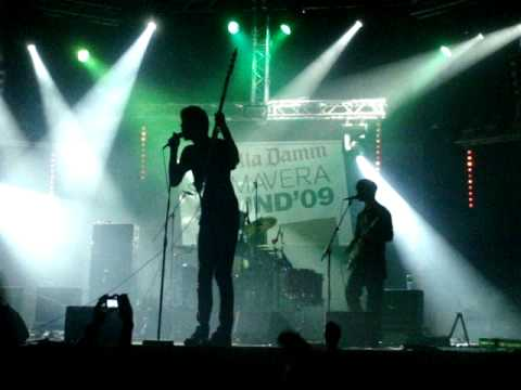 Liars 03 Primavera Sound 2009