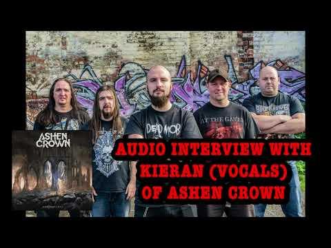 GBHBL Whiplash: Kieran - Vocals (Ashen Crown) Interview