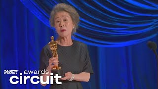 Oscars: Best and Worst Moments from the 2021 Academy Awards