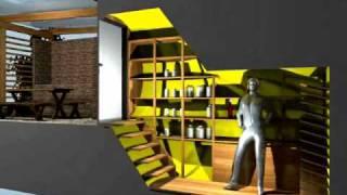 Vesimentor: tubular_cellar.WMV