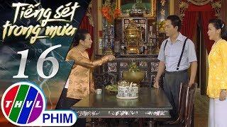 THVL | Tiếng sét trong mưa - Tập 16[3]: Khải Văn đòi xé hôn thú vì Hai Sáng không tôn trọng mình