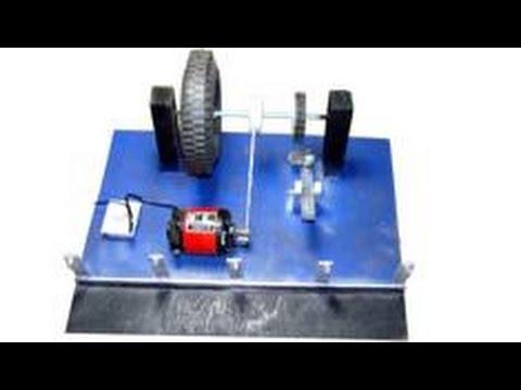 how to make regenerative braking system