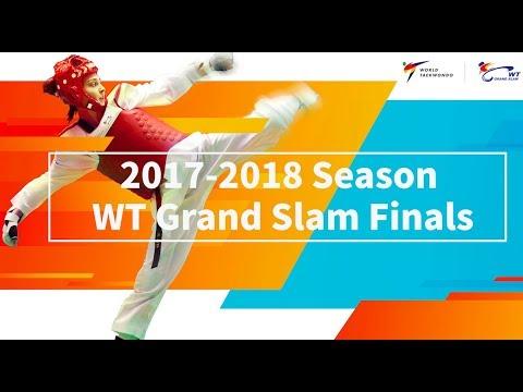 Wuxi 2017 World Taekwondo Grand Slam Champions Series 「M-58kg & F-57kg」(Jan 20)
