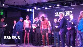 Sebastian Fundora 6'6 height (198cm) boxer WEIGH IN fights at superwelterweight - Esnews