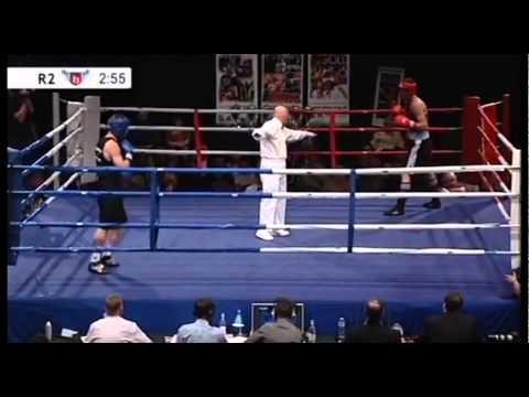 Tom Baker v James Metcalf ABA Final 2011 71kg