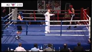 Tom Baker v James Metcalf ABA Final 2011 71kg