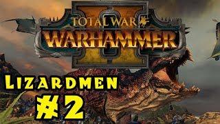Let's Play Total War: Warhammer 2 - Lizardmen! - Part 2