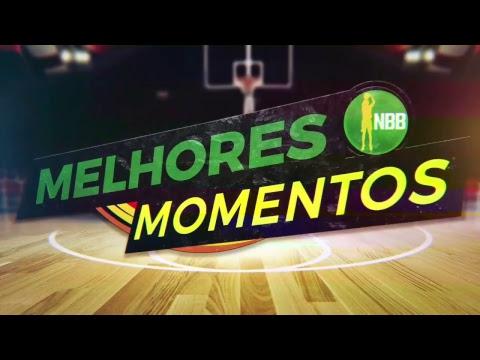 Melhores Momentos   Mogi 54 x 65 Caxias do Sul   20.04.2018   #NBBnoTwitter