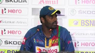 4th T20I Post Match Press Conference - Thisara Perera & Shardul Thakur