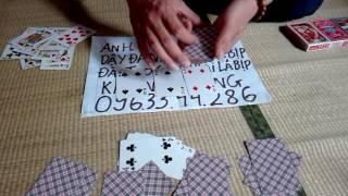 Cho tôi 13 phút, tôi sẽ cho bạn sự tự tin khi ngồi đánh bài lá