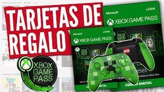 Como canjear game pass en Xbox One | TODO sobre XBOX GAME PASS | Tutorial