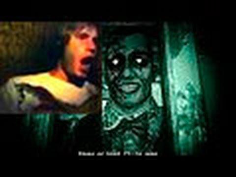 PewDiePie I Outlast DLC - HILARIOUS...