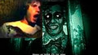 PewDiePie I Outlast DLC - HILARIOUS MOMENTS!!! FINAL