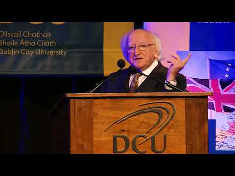"""Speech at the """"Brexit, Ireland and the Future of Europe"""" conference"""