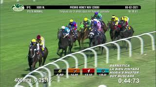Vidéo de la course PMU PREMIO HONEY NOV 2008
